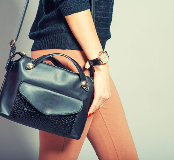Torebko-plecak damski
